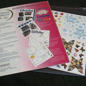 Creative Memories 1 PKG DONE WITH ONE CELEBRATION&